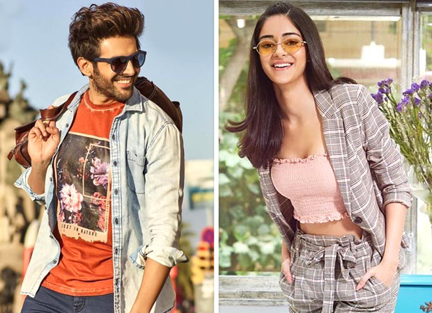 Ananya Panday ADMITS that she has a great chemistry with Kartik Aaryan