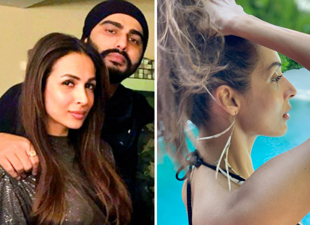 When Arjun Kapoor And Malaika Arora Had This Cute Banter Over Her Swimsuit Photo On Instagram…