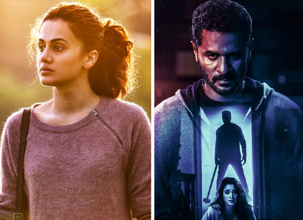 Box Office - Game Over shows some growth, Khamoshi could have opted for digital release