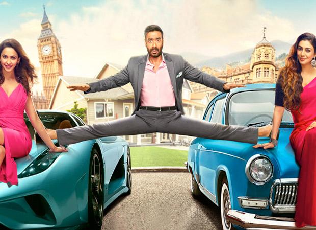 De De Pyaar De Box Office Collections – The Ajay Devgn, Tabu, Rakul Preet Singh starrer keeps bringing in audiences, is very stable on third Monday as well