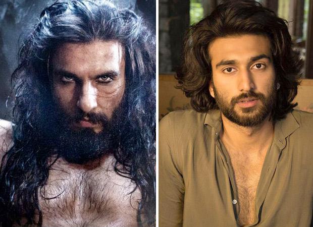 Did you know Ranveer Singh's stand-in for Alauddin Khilji in Padmaavat was Malaal debutante Meezaan Jaffrey?