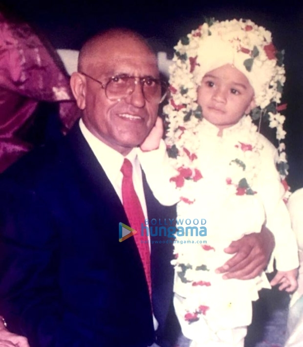 EXCLUSIVE: Debutante Vardhan Puri shares unseen moments with his grandfather Amrish Puri on his 87th birthday anniversary