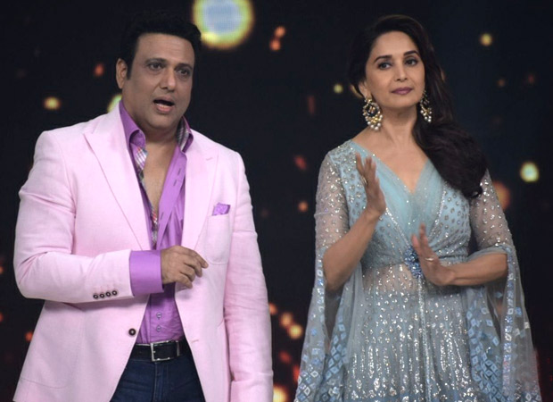 Madhuri Dixit And Govinda Pair Up Once Again To Re-create A Popular 90s Number On Tv (all Deets Out)
