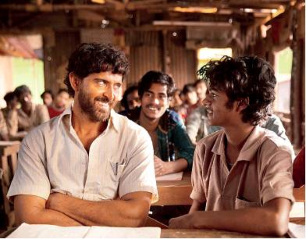 First song of Hrithik Roshan starrer Super 30 to be a romantic number