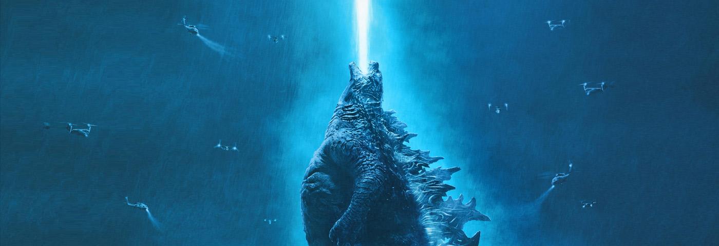 Godzilla 2 – King of the Monsters (English)