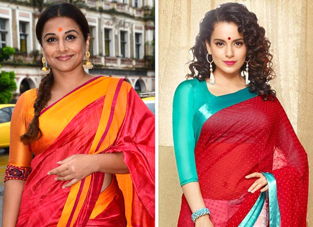 Here's how Vidya Balan lost the Jayalalitha biopic to Kangana Ranaut