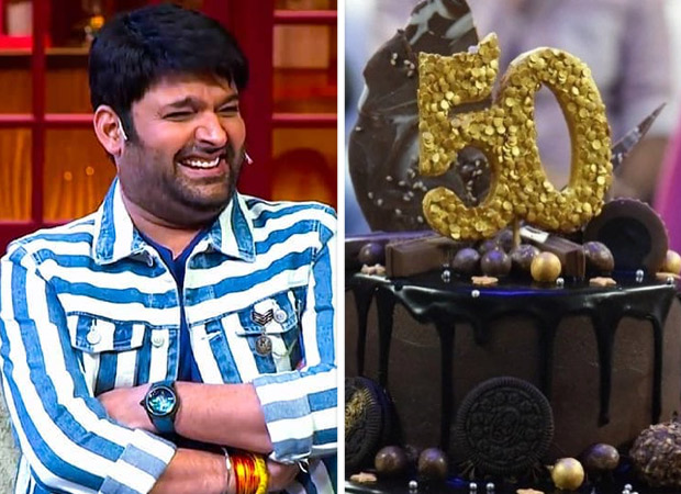 The Kapil Sharma Show team celebrates their milestone of