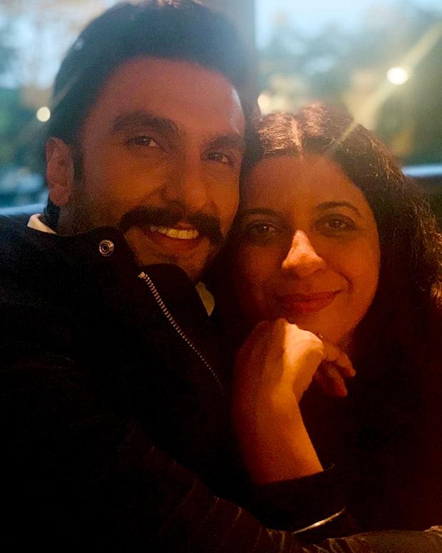Karan Johar Shares A Precious Photo Of Ranveer Singh And Gully Boy Director Zoya Akhtar