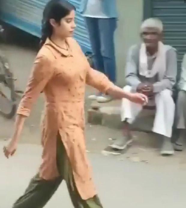 Leaked Photos & Videos: Janhvi Kapoor Goes De-glam For Roohiafza During Uttarakhand Shoot