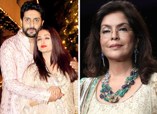 Abhishek Bachchan and Aishwarya Rai Bachchan pull one over on Zeenat Aman and their mischievous prank will remind you of your childhood!