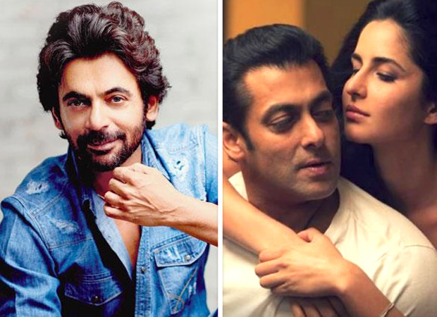 When Sunil Grover tried to act cool in front of Salman Khan and Katrina Kaif on the sets of Bharat!
