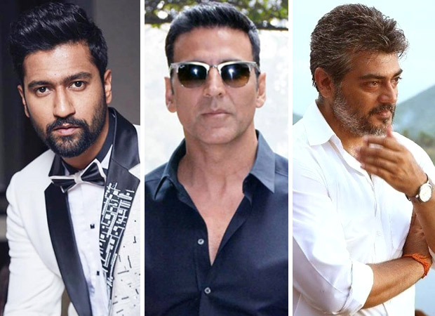Has Vicky Kaushal replaced Akshay Kumar in Land Of Lungi, the remake of Thala Ajith starrer Veeram?
