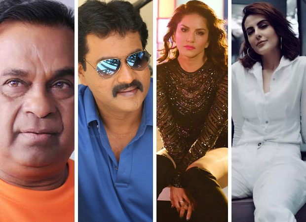 South comedians Brahmanandam and Sunil Verma will now be seen alongside Bollywood hotties Sunny Leone and Mandana Karimi