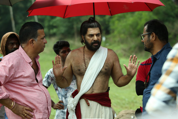 On The Sets: Here's a glimpse of BTS photos of Mammootty starrer Mamangam