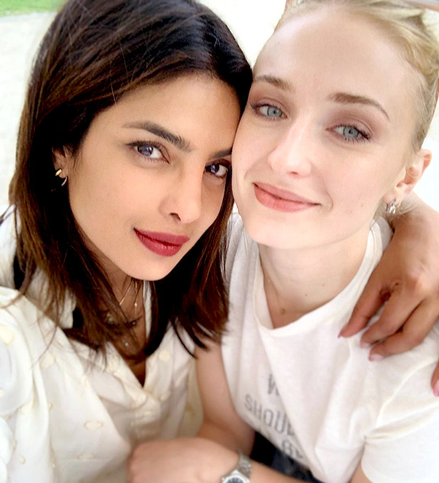 Photo Alert: Priyanka Chopra Clicks A Selfie With Her 'j Sister' Ahead Of Joe Jonas & Sophie Turner's Paris Wedding
