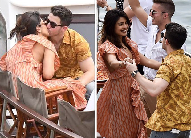 PHOTOS: Priyanka Chopra and Nick Jonas sneak in KISSES during a boat party in Paris ahead of Joe Jonas and Sophie Turner's wedding