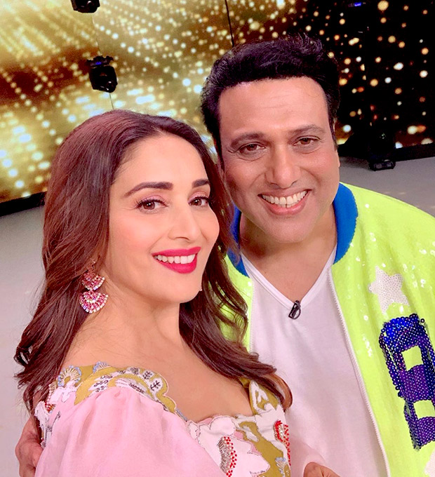 Photos & Videos: Madhuri Dixit And Govinda Recreate 'kisi Disco Mein Jaaye' On The Sets Of Dance Deewane