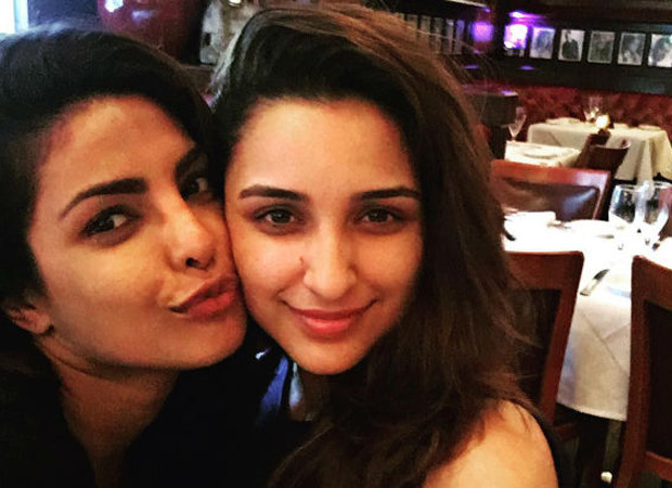 Woah! Priyanka Chopra and Parineeti Chopra dancing their hearts out in Goa is what we need to do with our girl gang this weekend!