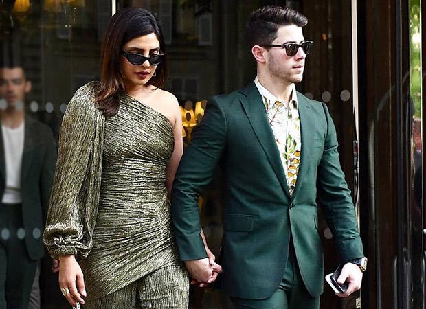 Priyanka Chopra Jonas and Nick Jonas step out looking like a power couple in the city of love!