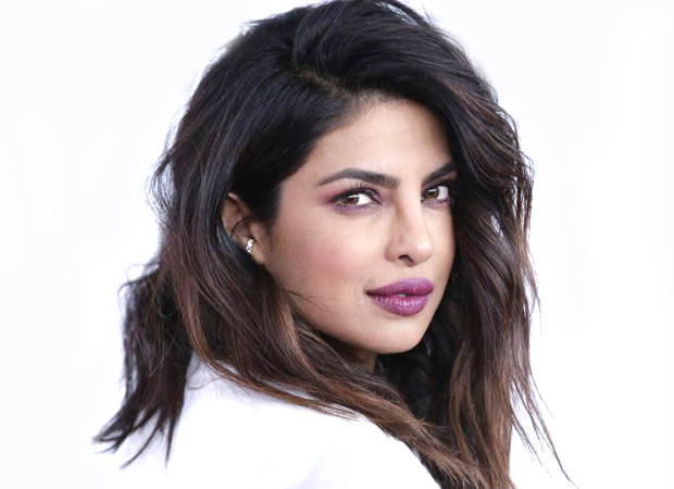 Priyanka Chopra lets her hair down as she dances with this new dancing partner on a Bollywood song!