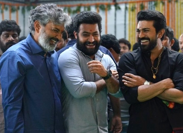 RRR: SS Rajamouli's next starring Ram Charan and Jr NTR to shoot action sequence of whopping Rs. 45 crores budget
