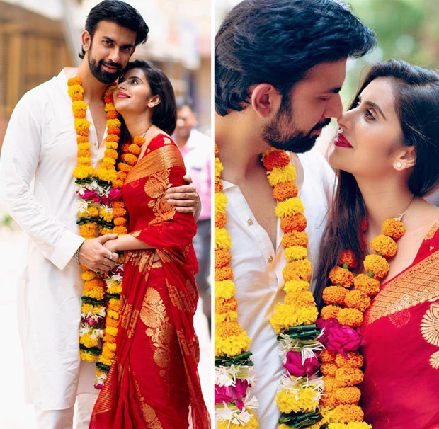 Sushmita Sen's brother Rajeev Sen ties the knot with Charu Asopa in a low-key court wedding in Mumbai [See Photos]