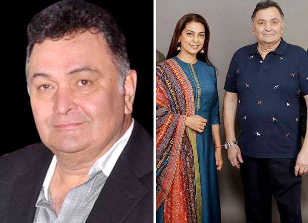 After returning from U.S, Rishi Kapoor to kick off film with Bol Radha Bol co-star Juhi Chawla