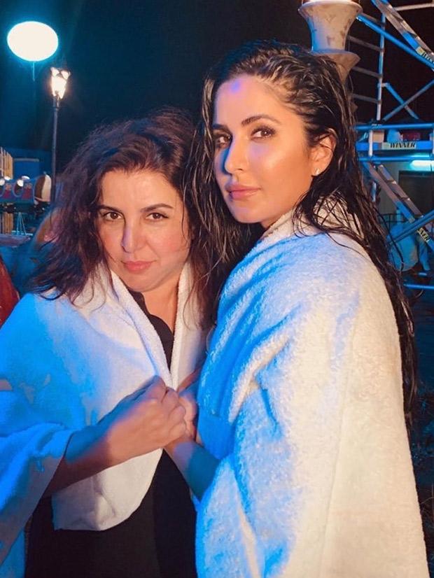 Sooryavanshi: After 'Tip Tip Barsa Paani' shoot, Farah Khan can't stop praising Katrina Kaif