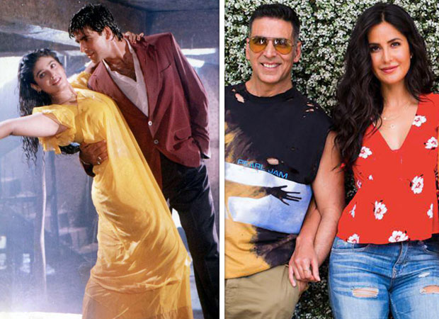 Sooryavanshi: Akshay Kumar and Katrina Kaif to RECREATE sensuous 'Tip Tip Barsa' song which featured him and Raveena Tandon