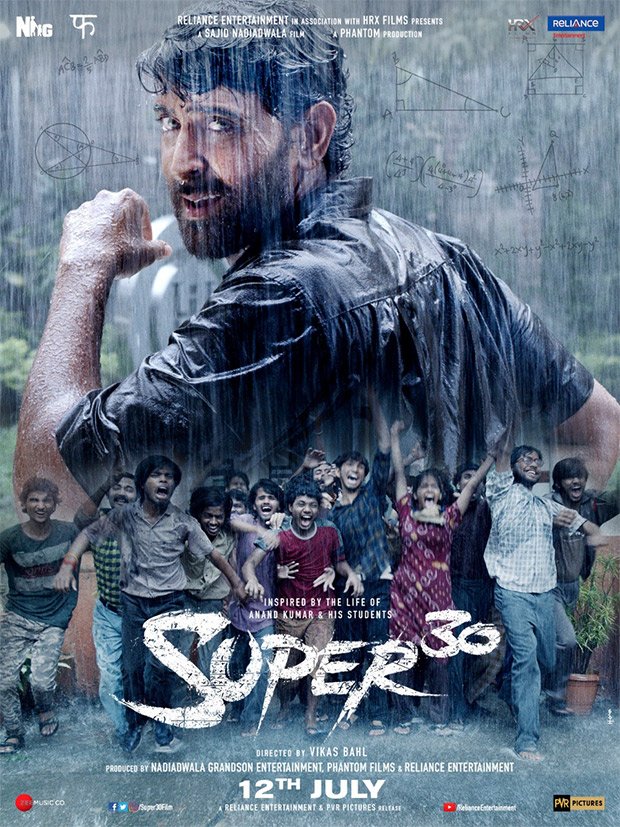 Super 30: Hrithik Roshan surprises his fans with a new glimpse, trailer to release June 4, 2019