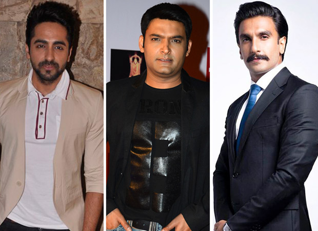 The Kapil Sharma Show Article 15 actor Ayushmann Khurrana RVEALS he has a Man Crush on Ranveer Singh