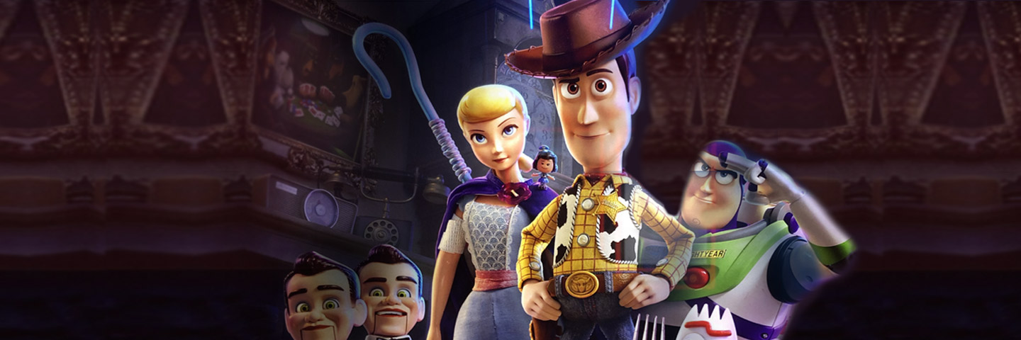 Toy Story 4 (English)