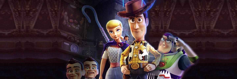 Toy Story 4 (English)