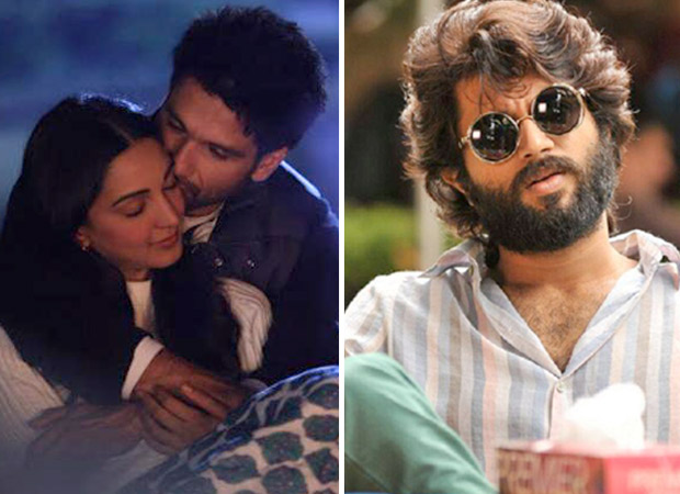 Kabir Singh Stars Shahid Kapoor And Kiara Advani Receive Best Wishes From Arjun Reddy Star Vijay Deverakonda