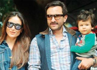 WATCH VIDEO: Taimur Ali Khan enjoys his playdate with Kareena Kapoor Khan on the sets of Saif Ali Khan's Jawaani Jaaneman