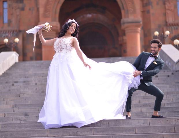 Woah! Himansh Kohli And Pia Bajpiee Braved -3 Degrees Weather To Shoot For 'tera Shehar'