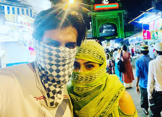 What are Kartik Aaryan & Sara Ali Khan up to