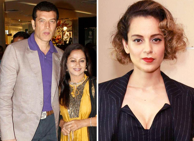 Zarina Wahab defends husband Aditya Pancholi; accepts that he was in a RELATIONSHIP with Kangana Ranaut (Read details inside)