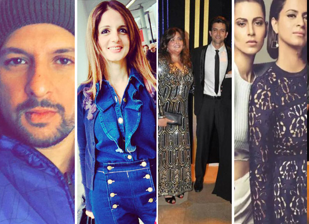 Hrithik Roshan's cousin Eshaan and ex-wife Sussanne Khan support Roshan family; speak up about Sunaina Roshan