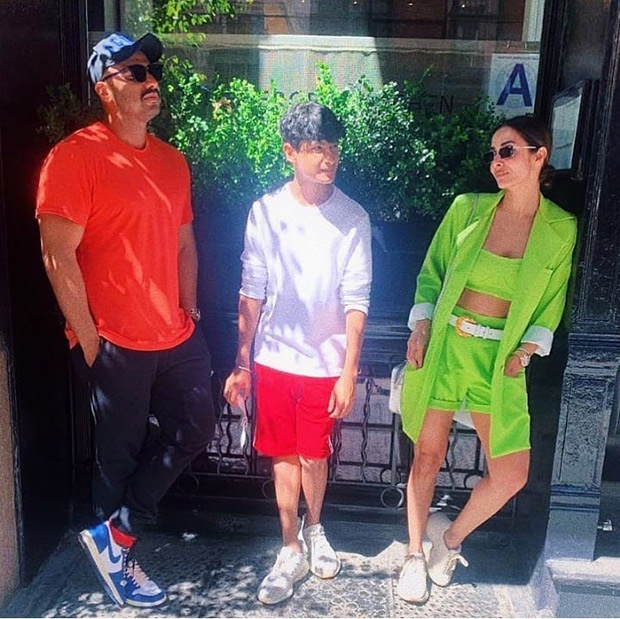 Arjun Kapoor Spends Time With Cousin Jahaan Kapoor As He Vacations In The Us With Girlfriend Malaika Arora