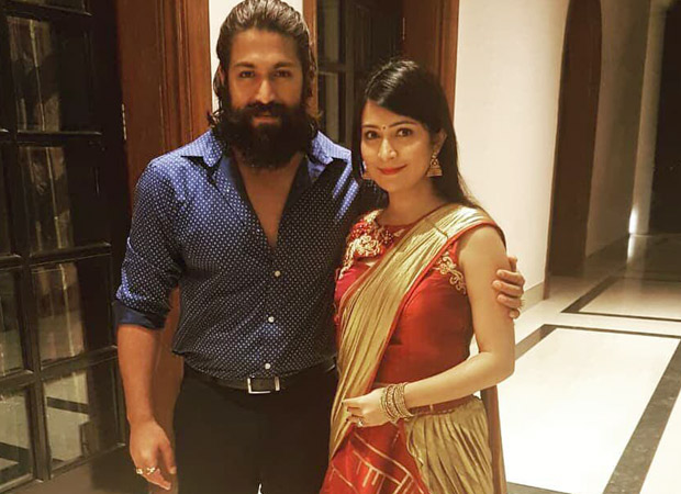 KGF star Yash and Radhika Pandit announce the arrival of their second baby in the most unique and fun way; baby Ayra is a part of it too!