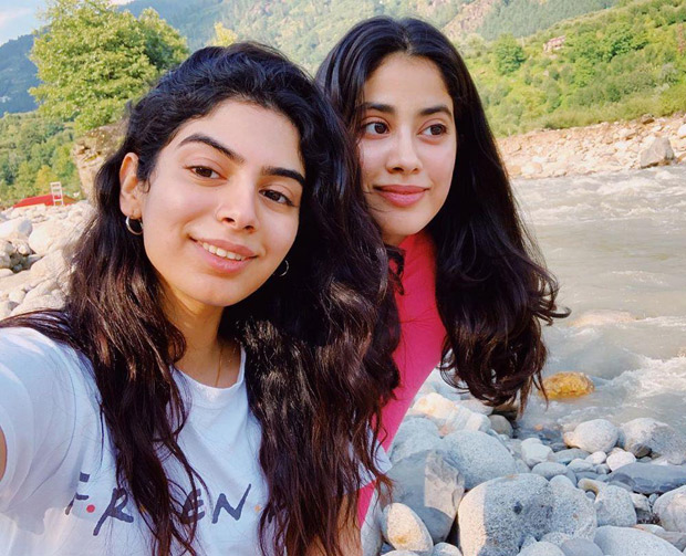 SIBLINGS Janhvi Kapoor and Khushi Kapoor spend time during RoohiAfza schedule in Manali and the photos are all about girl-gang fun!