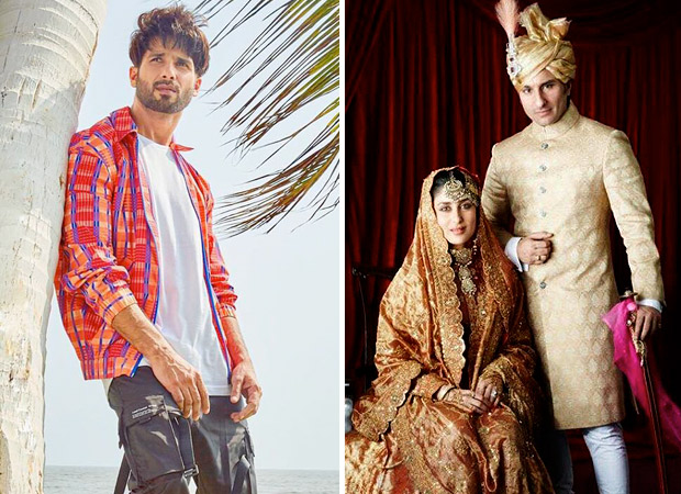 Kabir Singh star Shahid Kapoor reveals he wasn't invited to Kareena Kapoor and Saif Ali Khan's wedding [Read deets inside]