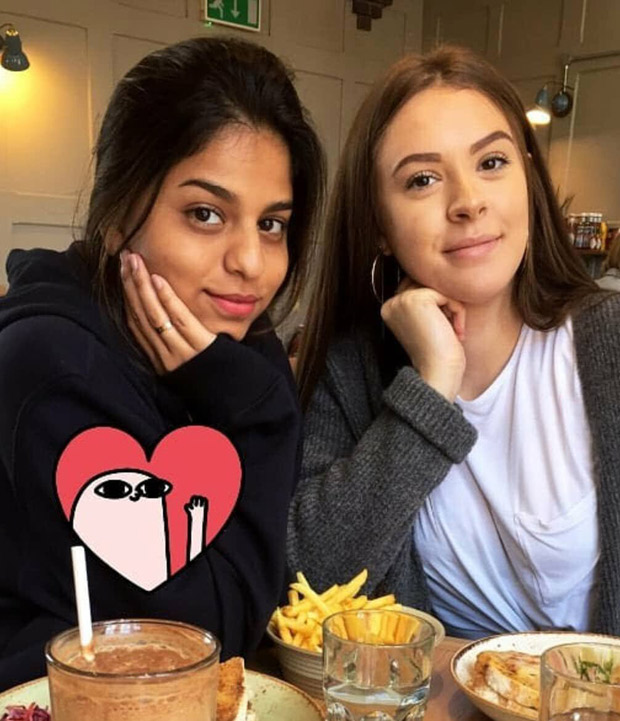 Suhana Khan proves that she is a natural beauty as she enchants everyone with her latest no makeup look [See photo]