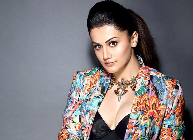 """If I am believed to emit some rays that can contaminate the aachaar, then Avengers need to recruit me!"" – Taapsee Pannu SLAMS menstruation myths"