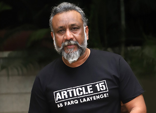 """they've Threatened To Cut My Neck & Tongue"" Says Article 15 Director Anubhav Sinha"