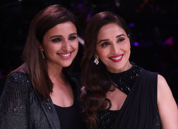 Woah! Parineeti Chopra Shakes A Leg With Madhuri Dixit On Chane Ke Khet Mein And The Boomerang Is The Cutest Ever!