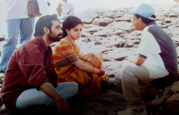 21 Years Of Satya: Ram Gopal Varma Shares An Unseen Photo With Jd Chakravarthy And Urmila Matondkar