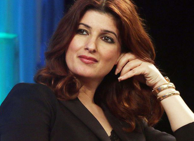 Twinkle Khanna finds the quirkiest way to announce how she cancelled her London trip due to Mumbai rains!