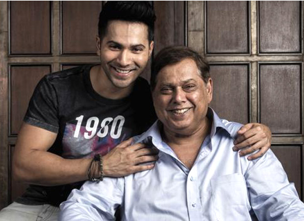 Varun Dhawan takes lessons from dad David Dhawan as the latter REVEALS about the hectic shooting schedules during the early days